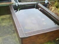 Complete pond & filter & pump
