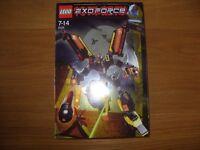 """LEGO EXOFORCE 8105 """"IRON CONDOR"""" £12.00"""