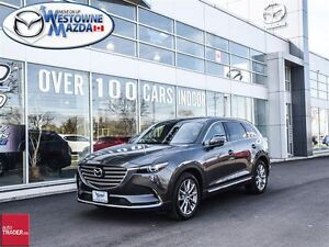 2016 Mazda CX-9 GT 2.5L AWD 6AT TC