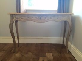 Made .com Wood Dressing/Console Table