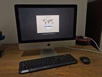 "Apple iMac 21.5"" Late-2012 2.9GHz i5 Quad Core 1TB HDD 8GB RAM GT640M MD093B/A"