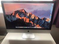 Apple iMac Retina 5K 27-inch Late 2015