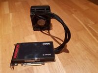 SAPPHIRE RADEON R9 FURY X 4GB HBM WATERCOOLED