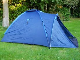 HI-GEAR LANDRANGER ARIEL 2 MAN TENT USED TWICE