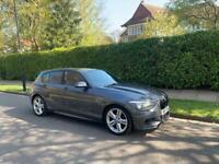 BMW 1 series M-sport 116d 2013