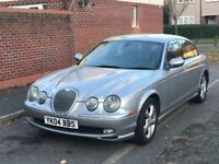 2004 JAGUAR S TYPE V6 AUTO LOW MILES