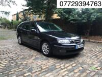 2007 Saab 9-3 1.9 TiD Linear Sport # 10 Months MOT #