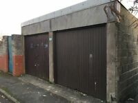 Storage available city centre - x2 Garages to rent