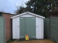 Shed/Summerhouse 11 foot by 8 foot