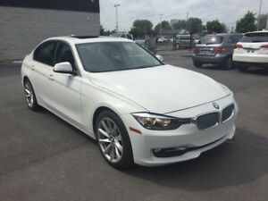 2014 BMW 3 Series 320I LUXURY XDRIVE CUIR TOIT MAGS