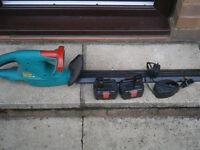 Bosch AHS 52 ACCU cordless hedge trimmer
