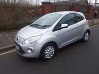 FORD KA 1.3 STYLE NEW MODEL MOTD AUGUST 2017 ONLY 41000 MILES P/S HISTORY