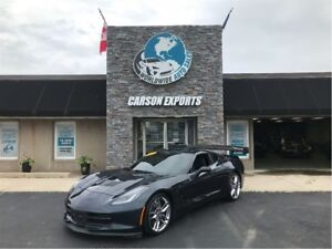2015 Chevrolet Corvette WOW INSANE Z51 W/LOW KM! FINANCING AVAIL