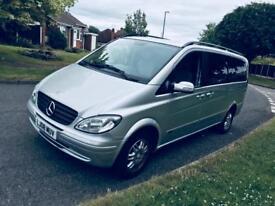 Mercedes viano 2.1 diesel 12 month MOT