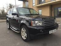 LAND ROVER RANGE ROVER SPORT 2.7 ** LOW MILEAGE ** FULL SERVICE HISTORY ** 2 KEYS