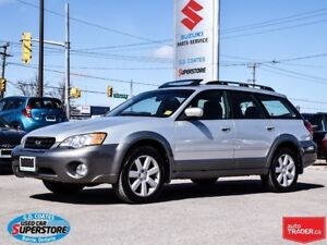 2006 Subaru Outback 2.5 Limited ~Heated Leather ~Panoramic Roof