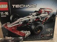 LEGO Technic 42000: Grand Prix Racer