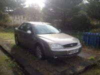 Ford mondeo for sale 2 litre petrol