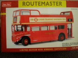 2910:RM 94-VLT 94 SUN STAR ROUTEMASTER THE ORIGINAL LONDON TRANSPORTER SIGHSEEING TOUR BUS