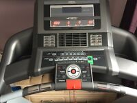 Electric Incline Treadmill with built in fan