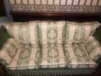 Bridgecraft 3 seater sofa.