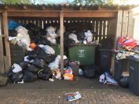 12 yard Tipper Man n Van Rubbish Clearance Bristol & Waste Removal