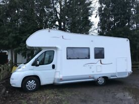 Ducato maxi motorhome 2009 with Garage