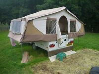 TRAILER TENT WANTED CASH WAITING