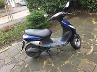 Peugeot vivacity 100cc 2007