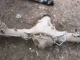 LDV CONVOY REAR AXLE, PERFECT WORKING CONDITION, 2002 LDV VAN