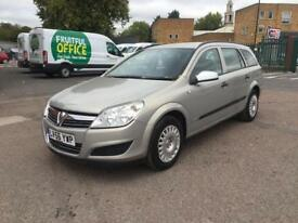 Vauxhall Astra 2007 petrol full service 1.8 automatic low mileage