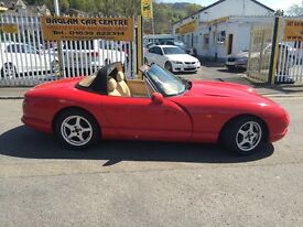 TVR CHIMAERA 4.5 2dr (red) 2008