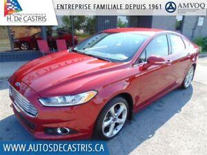 2014 Ford Fusion SE*ECOBOOST, CAMÉRA DE RECUL, SIÈGES CHAUFFANTS
