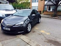 2012 Vauxhall Astra GTC 1.4i Turbo 16v Sport Full Leather Interior Salvage Damaged Repairable