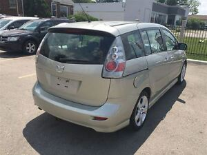 2007 Mazda MAZDA5 GT, Loaded; Alloys, Roof and More !!!!!! London Ontario image 5