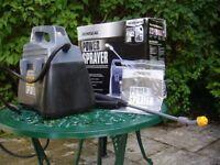 Ronseal portable power fence sprayer