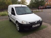 2007 (57) VAUXHALL COMBO 2000 1.7 CDTDI CREW CAB 5 DOOR NEW CAM BELT FULL SERVICE NEW MOT