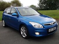 HYUNDAI I30 DIESEL **AUTOMATIC** HEATED LEATHER!! LIKE ASTRA FOCUS GOLF 140 JETTA A3 A4 C4 QASHQAI