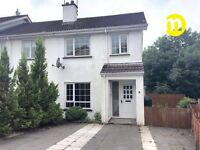 3 Bedroom House to Let Umgola Mews Armagh