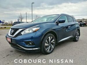 2016 Nissan Murano Platinum  FREE Delivery