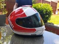 Shoei crash helmet like new