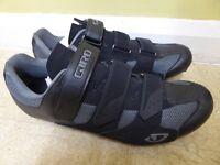 GIRO HERRADURO - NEW - Cycling Shoes, Black, Size 47/ UK 12, Grey and Blacked, Boxed