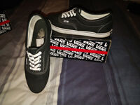 Vans LPE Black - Size 9