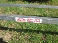 paddy Hopkirk heavy duty roof bars