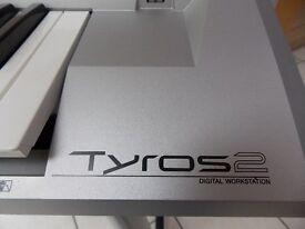 Yamaha Tyros 2 Digital Workstation