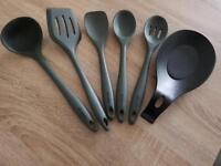 Non sticking kitchen utensils