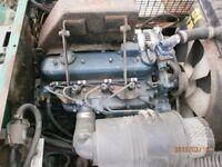 Kubota 1505 4 Cylinder Diesel Engine Good Condition