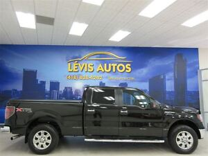2012 Ford F-150 XTR PACKAGE 4X4 SUPERCREW V-8 5.0 LITRES COYOTE