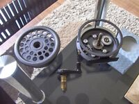 "As New Vintage Speedex 3.5""Fly Fishing Reel"