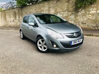 VAUXHALL CORSA 1.2 SXI 16V 2011 ONLY 60000 MILES FULL SERVICE HISTORY AND MOT 8.5 MONTHS MINT COND..